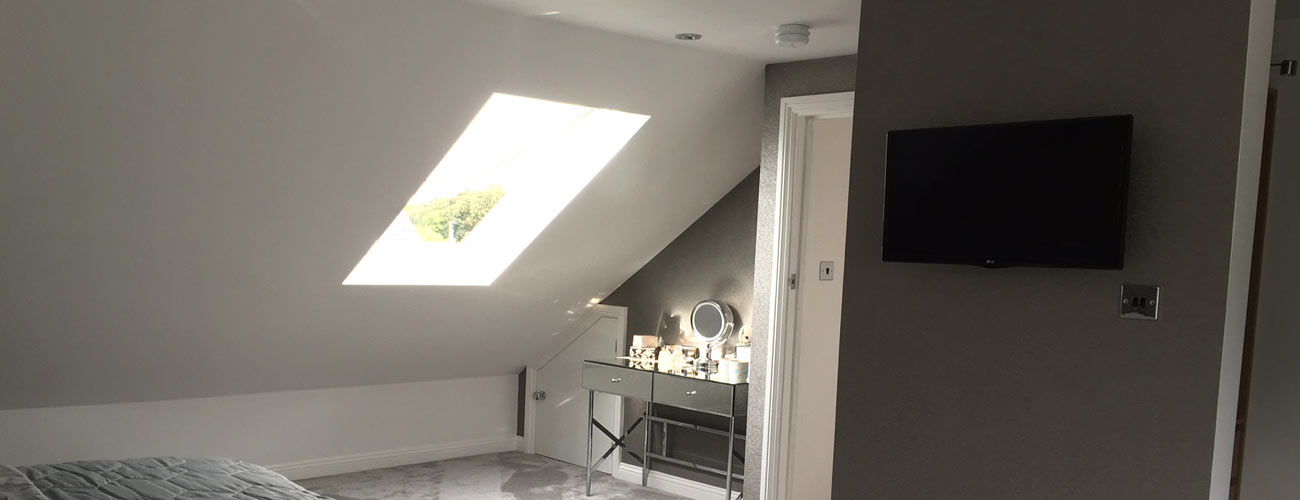Loft Conversion Leicestershire