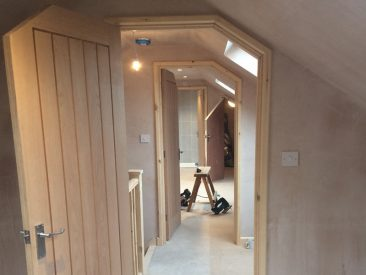 Building Loft Conversion