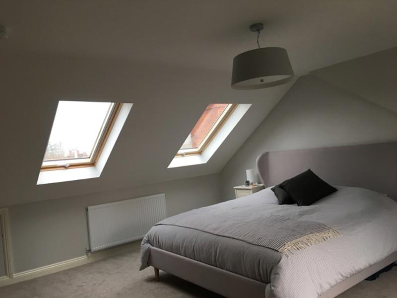Loft Conversion Kerry & Neil