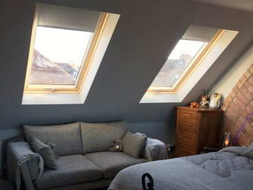 Loft Conversion Leicester - Mr & Mrs Maclean