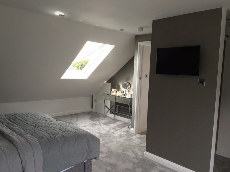 Loft Conversions Leicester