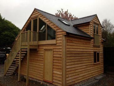 Timber Building