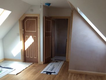Building Loft Conversion