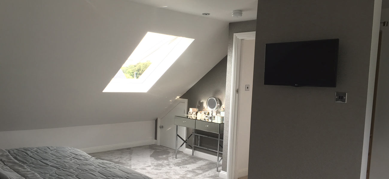 Loft Conversion Leicester
